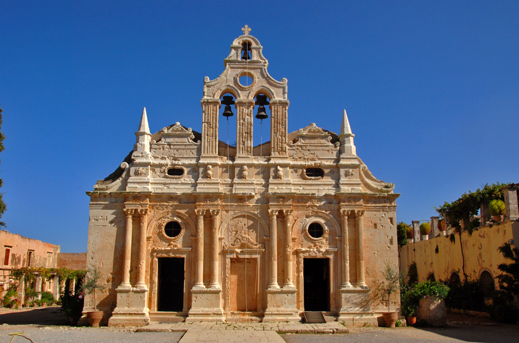 Arkadi Monastery -Fodele-The El Greco House and Museum