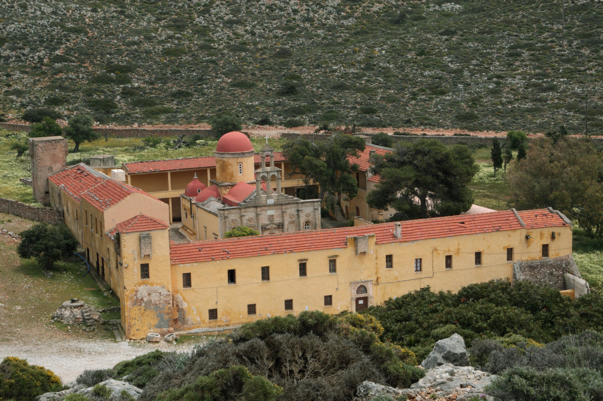 Monasteries in Chania area