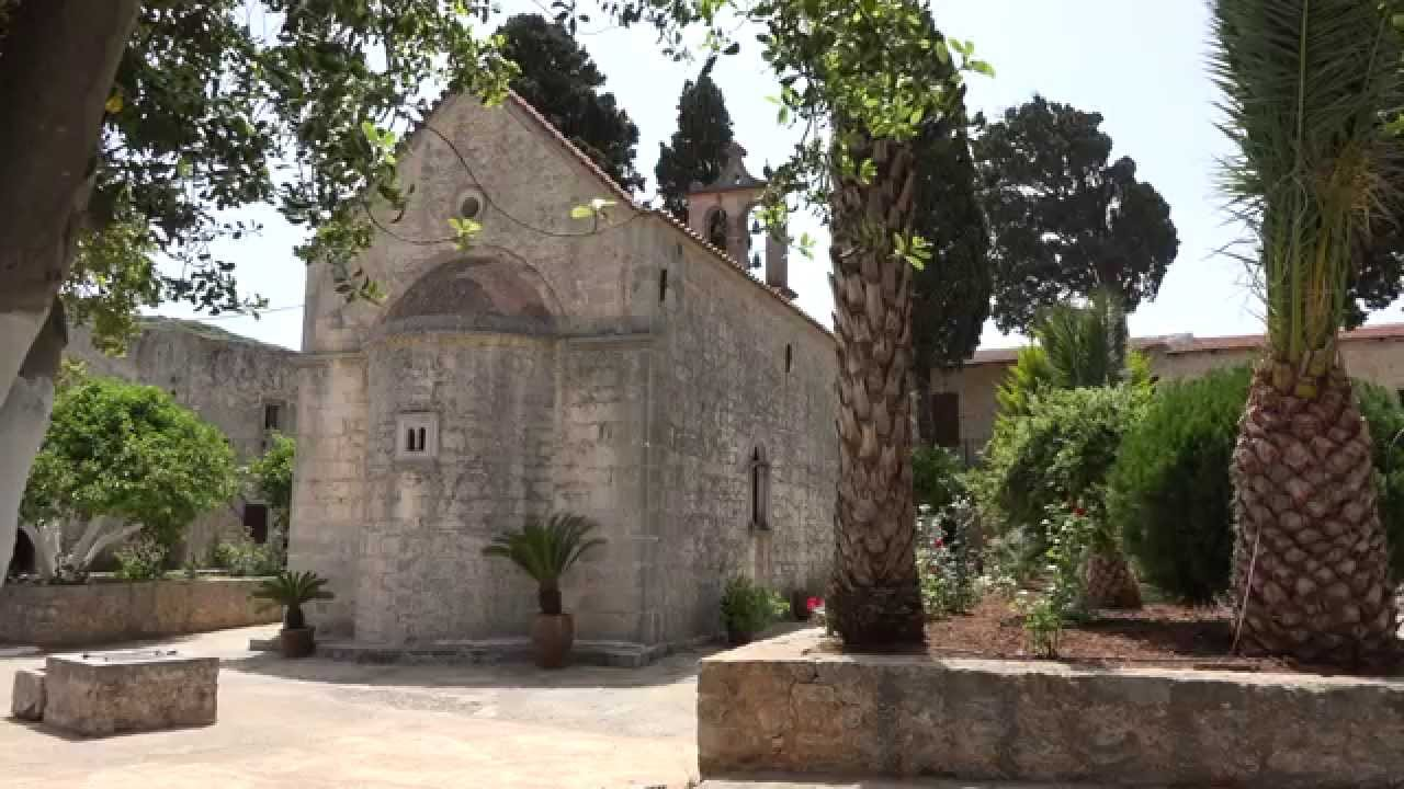 Monasteries in Mirabello area