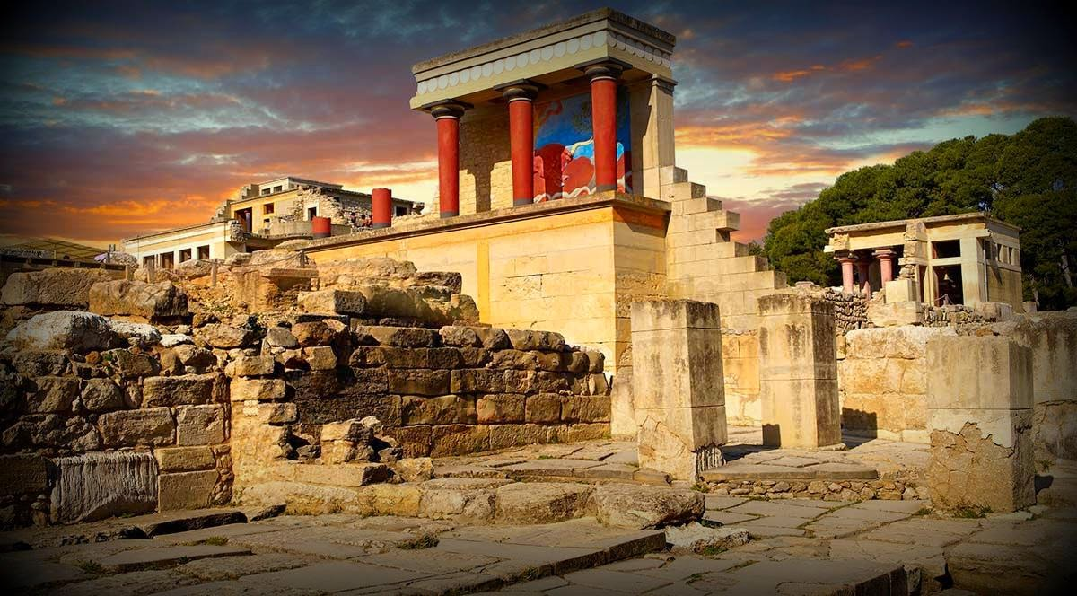 Knossos Palace-Archaeological Museum